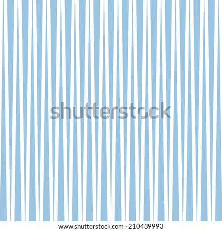 Background of seamless stripe pattern  - stock vector