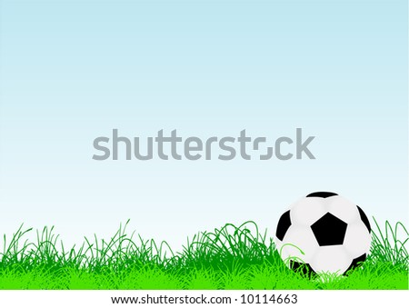 ball - stock vector