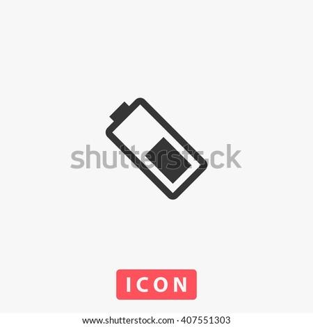 battery Icon, battery Icon Vector, battery Icon Art, battery Icon eps, battery Icon Image, battery Icon logo, battery Icon Sign, battery icon Flat, battery Icon web, battery icon app, battery icon UI - stock vector