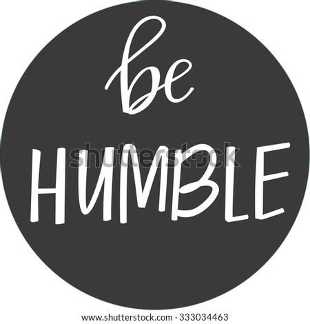 Humbleness Stock Vectors & Vector Clip Art | Shutterstock