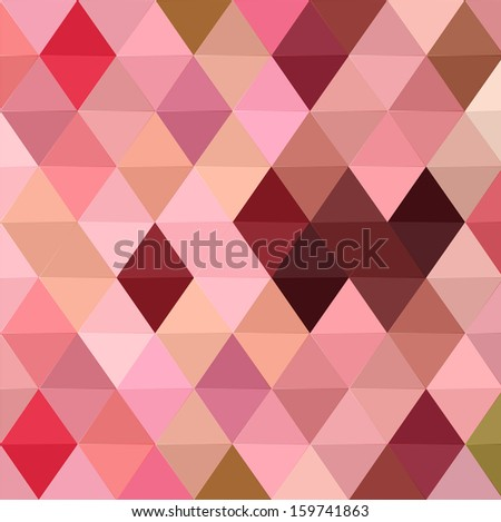 Beauty and Fashion concept background - stock vector