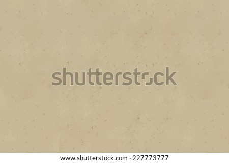 Beige paper vintage texture. Vector illustration.  - stock vector