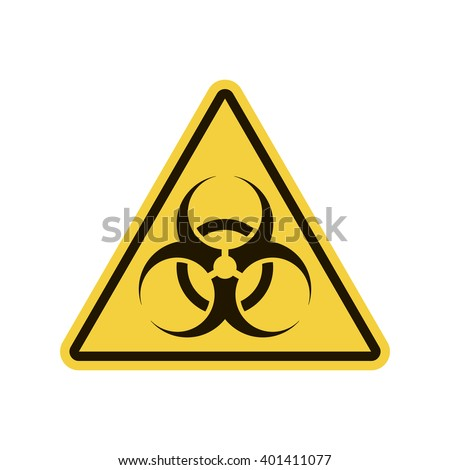 Biohazard Sign, Biohazard Sign Vector, Biohazard Sign Flat, Biohazard Sign Art, Biohazard Sign Image, Biohazard Sign Web, Biohazard Sign UI, Biohazard Sign JPG, Biohazard Sign JPEG, Biohazard Sign EPS - stock vector