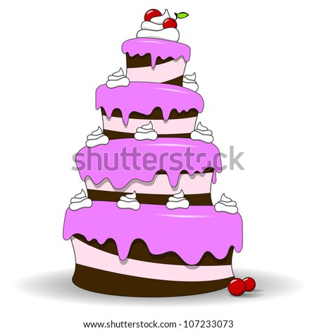 Baking A Cake Clip Art : Baking clip art Stock Photos, Images, & Pictures ...