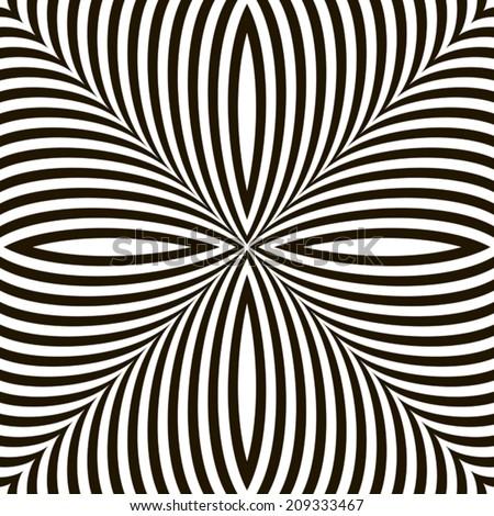 Stock images similar to id 129815507 optical illusion for Geometric illusion art