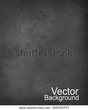 Black background - stock vector