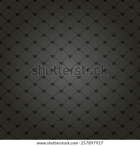 black background in old style for your design - stock vector