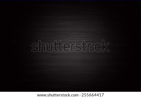 black grunge retro vintage texture, old background. wall. - stock vector