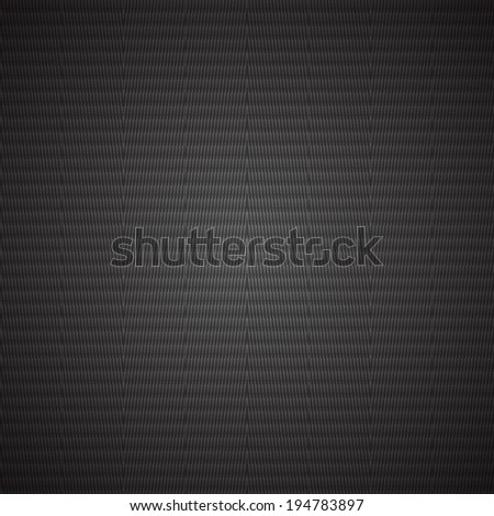 Black metal (chrome, stainless steel, titanium) background and texture, web user interfaces (ui) and applications (apps). Vector illustration. - stock vector