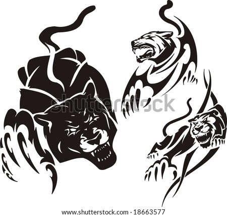 Stock Photo Portrait Of A Young Man With A Ponytail Wearing A Ve ian Carnival Mask further Two Lionesses And Black Panther Tribal Predators Vector Illustration as well Elijah Elisha also Brown Curly Hair Anime Girl additionally Dreadlocks Drawing. on curly hair ponytail html