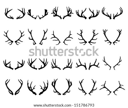 Search on whitetail deer clip art