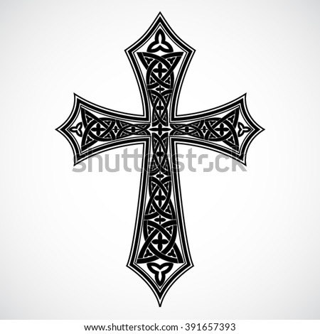 Gothic Cross Stock Photos, Images, & Pictures | Shutterstock