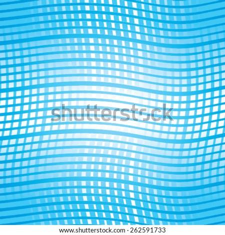 blue background vector illustration - stock vector