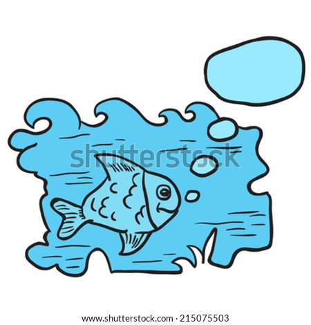 Stock images similar to id 101966200 family of funny for Blue fish dental