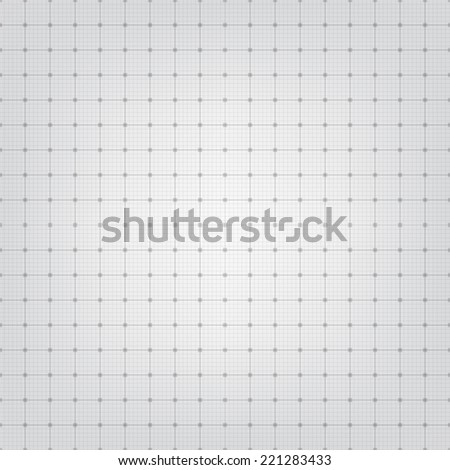 Blueprint background texture. Technical backdrop paper. Editable vector illustration EPS10 - stock vector