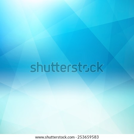 Blurred background with sky and clouds. Modern pattern. Abstract vector illustration. Can be used for wallpaper, web page background, web banners. - stock vector