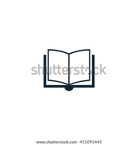 Book Icon, Book Icon Eps10, Book Icon Vector, Book Icon Eps, Book Icon Jpg, Book Icon Picture, Book Icon Flat, Book Icon App, Book Icon Web, Book Icon Art, Book Icon Object - stock vector