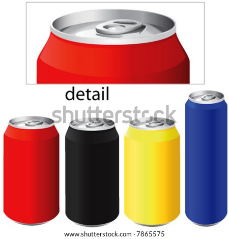 bottle vector - stock vector