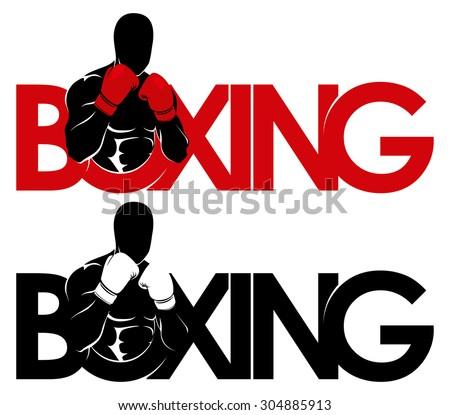 Boxing Stock Vectors & Vector Clip Art | Shutterstock
