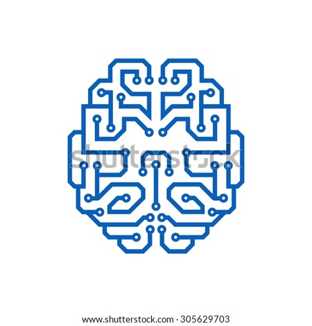 brain vector logo - photo #14