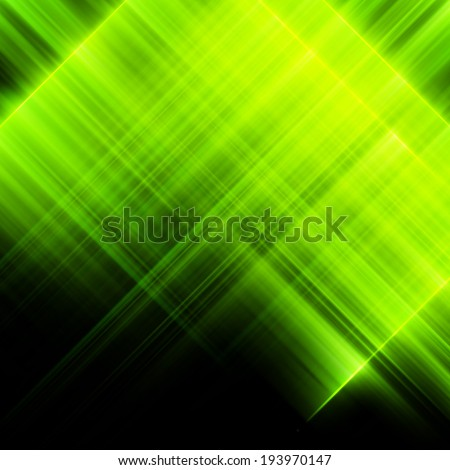 Bright luminescent green surface. EPS 10 vector file included - stock vector