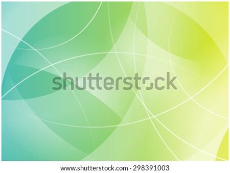 bright vector background - stock vector