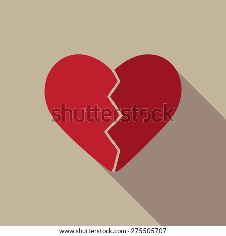 broken heart stock photos  images    pictures shutterstock broken heart vector free broken heart vector png