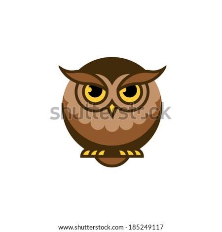 Owl Head Stock Vectors & Vector Clip Art | Shutterstock