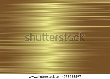 Brushed metal texture abstract background. seamless texture. Vector Illustration. gold abstract background for computer graphic website internet and business. - stock vector