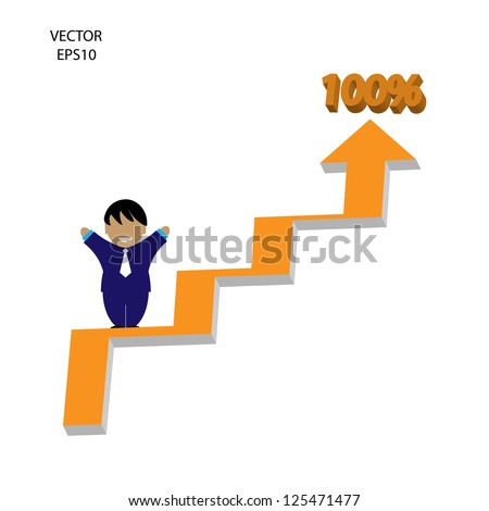 business icon,teamwork icon,people icon,vector. - stock vector
