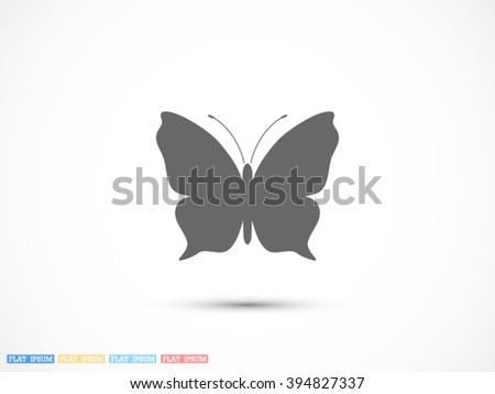 Butterfly icon, butterfly icon eps 10, butterfly icon vector, butterfly icon illustration, butterfly icon jpg, butterfly icon picture, butterfly icon flat, butterfly icon design, butterfly icon web - stock vector
