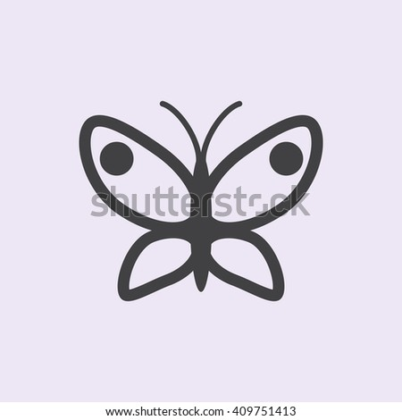 butterfly Icon JPG, butterfly Icon Graphic, butterfly Icon Picture, butterfly Icon EPS, butterfly Icon JPEG, butterfly Icon Art, butterfly Icon, butterfly Icon Vector, butterfly sign, butterfly symbol - stock vector