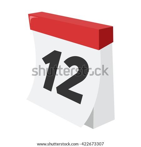 Calendar icon. Calendar icon vector. Calendar icon flat. Calendar icon app. Calendar icon web. Calendar icon logo. Calendar icon sign. Calendar icon cartoon. Calendar icon design. Calendar icon eps.  - stock vector