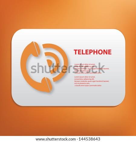 Call Us,Call center symbol,vector - stock vector
