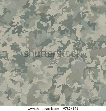 Camouflage military background. Abstract pattern. Vector illustration EPS8 - stock vector