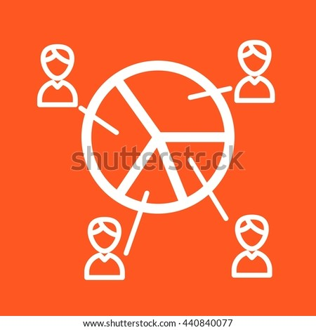 Candidate Stats - stock vector