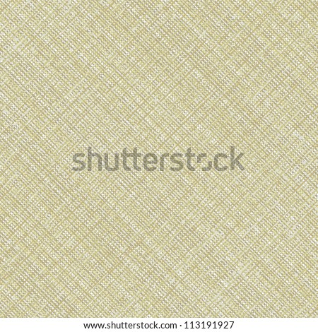 Canvas texture diagonal pattern - stock vector