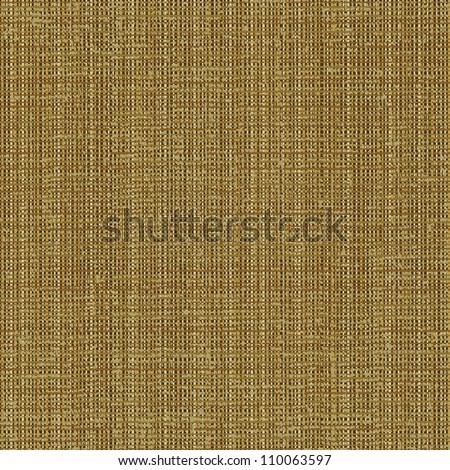 Canvas texture seamless - stock vector