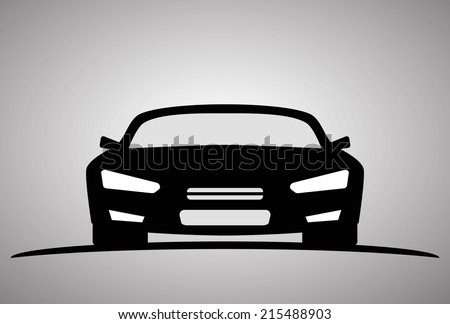car original design background - stock vector