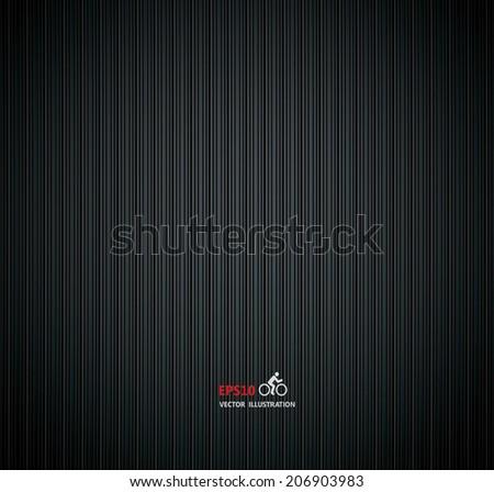 Carbon metallic textures background - stock vector