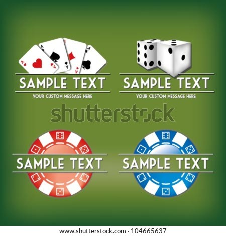Casino Cards Images Card And Casino Related Vector