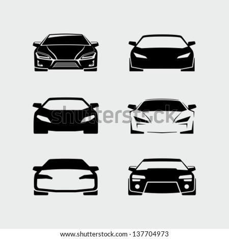 Cars vectors - stock vector
