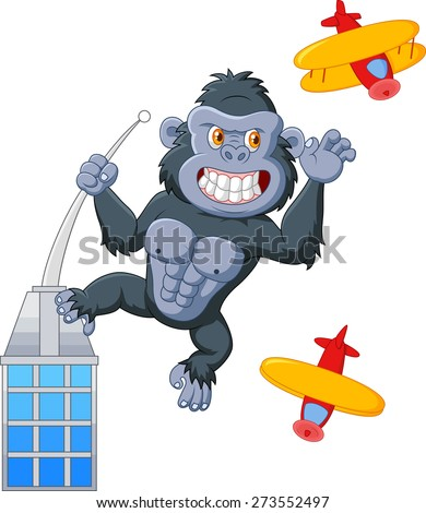Stock Images similar to ID 53415580 - gorilla logo