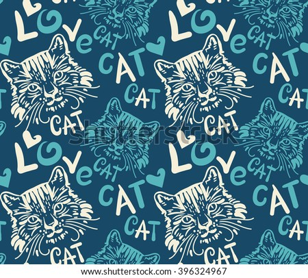 cat,cute cat,cat wallpaper,cat drawing,cat vector,cat background,cat pattern,cat design,cat pictures,funny cat,cat toys,cat cute,cat art,fat cat,cat house,cat sketch,cute cat drawing,cat love,blue - stock vector