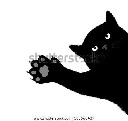 Cat Scratch Animation Cat's Claws Scratch a