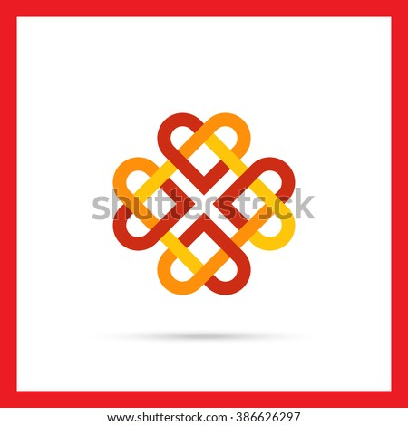 Celtic ornament - stock vector