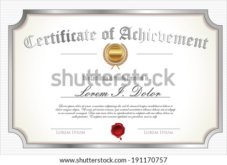 Chef certificate template 28 images chef certificate templates chef certificate template blank certificate stock photos images pictures yadclub Image collections