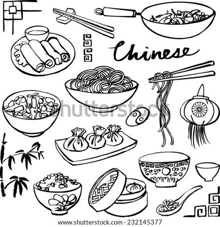 Imagenes  ida China also Vector Of Geisha Woman Eating Noodles Coloring Page Outlined Art By Leo Blanchette 12923 further Chinese Food Sketch 11940539 together with Stock Photos Japanese Sushi Image7391173 likewise Stock Illustration Dim Sum Icon Web Illustration Design Vector Sign Symbol Image50272078. on chopsticks clip art