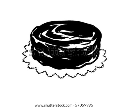 Retro Cake Clip Art : Baking clip art Stock Photos, Images, & Pictures ...