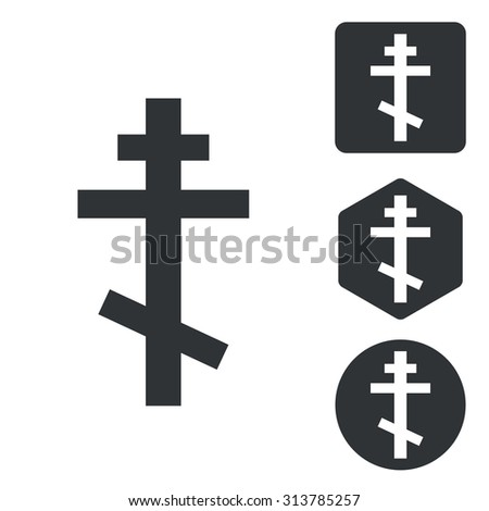 Christian cross icon. Christian cross icon art. Christian cross icon web. Christian cross icon new. Christian cross icon www. Christian cross icon app. Christian cross icon big. Christian cross sign - stock vector